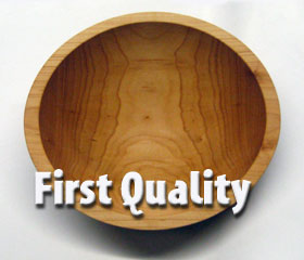 First Quality Wood Bowl